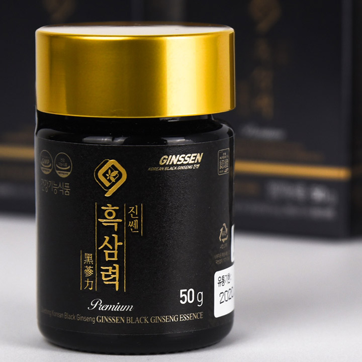Cao hắc hồng sâm Hàn Quốc Daedong 50g