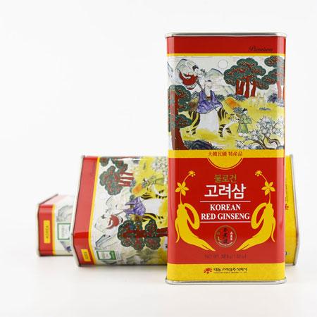 Tặng ngay hộp hồng sâm của khô Daedong Hàn Quốc 75g