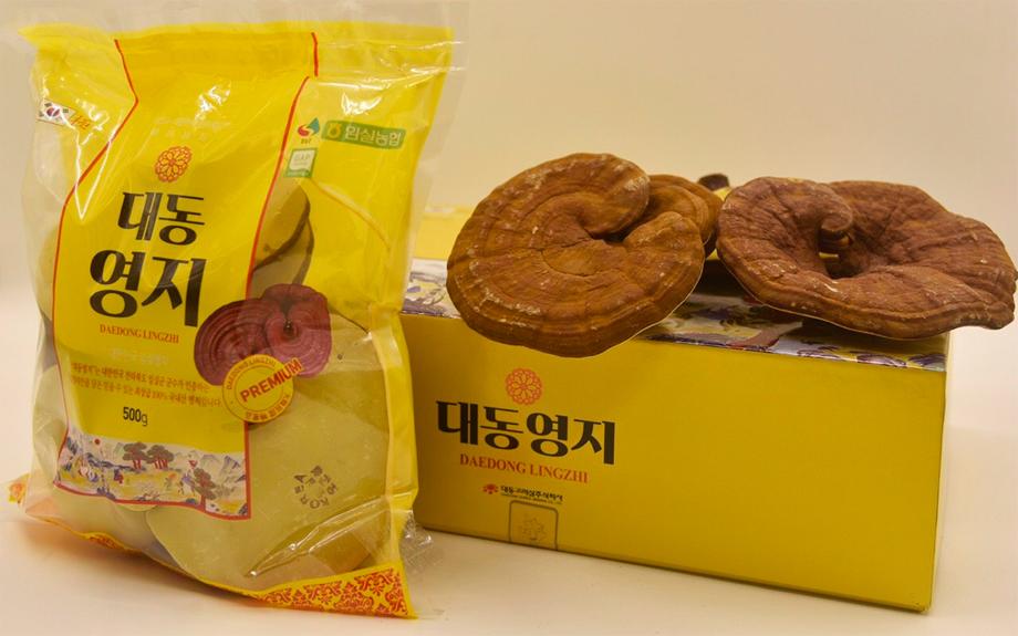 Chất lượng của Nấm Linh Chi Daedong hộp 1 kg sẽ làm hài lòng khách hàng đang có nhu cầu sử dụng